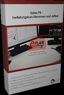 Box Eplan Electric P8 Vertiefungskurs Klemmen und Artikel