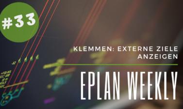 Eplan Weekly 33